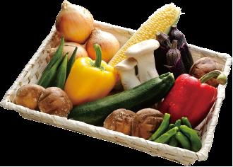 季節の焼野菜盛り合わせイメージ写真
