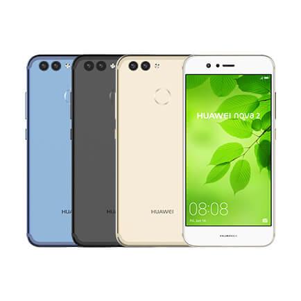 HUAWEI nova 2 予約受付開始-UQ mobile